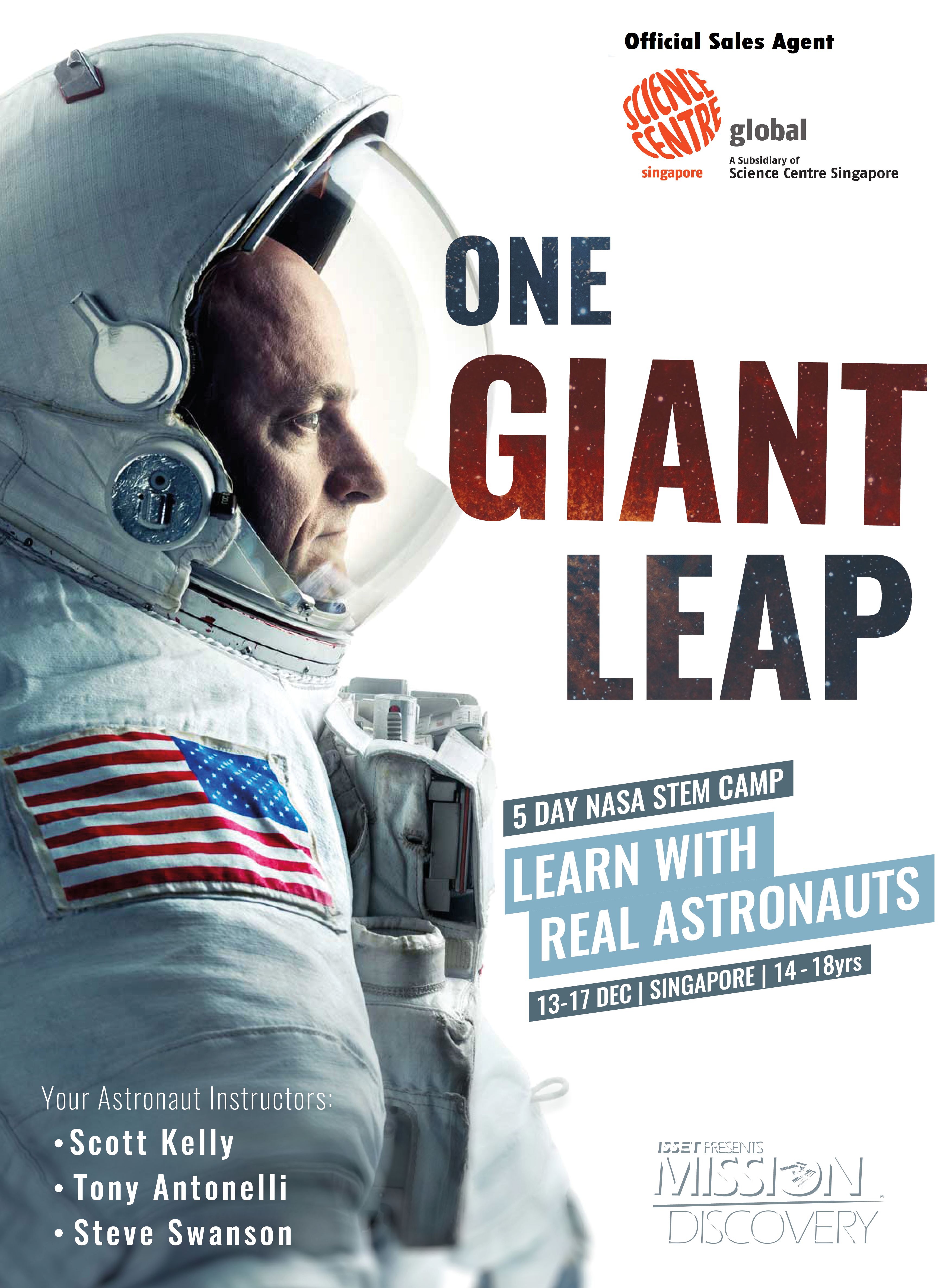 One Giant Leap with address